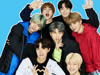 BTS на обложке Entertainment Weekly